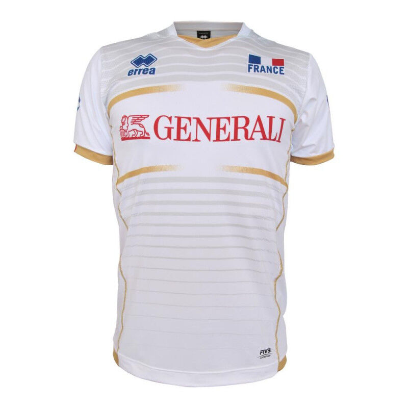 d4964e42c25b0 ... MAILLOT OFFICIEL 2017/2018 EQUIPE DE FRANCE VOLLEY-BALL ERREA ...