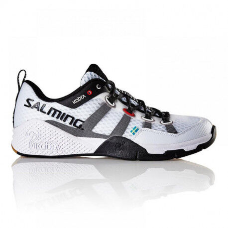Chaussures Sports Kobra Blanc Femmes Vente Salming Handball Privee TwXqW