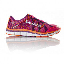 CHAUSSURES DE RUNNING DAME MILES ROSE VIOLET CACTUS SALMING